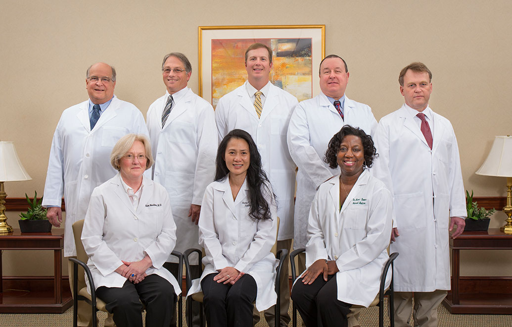Columbia Medical Group Team